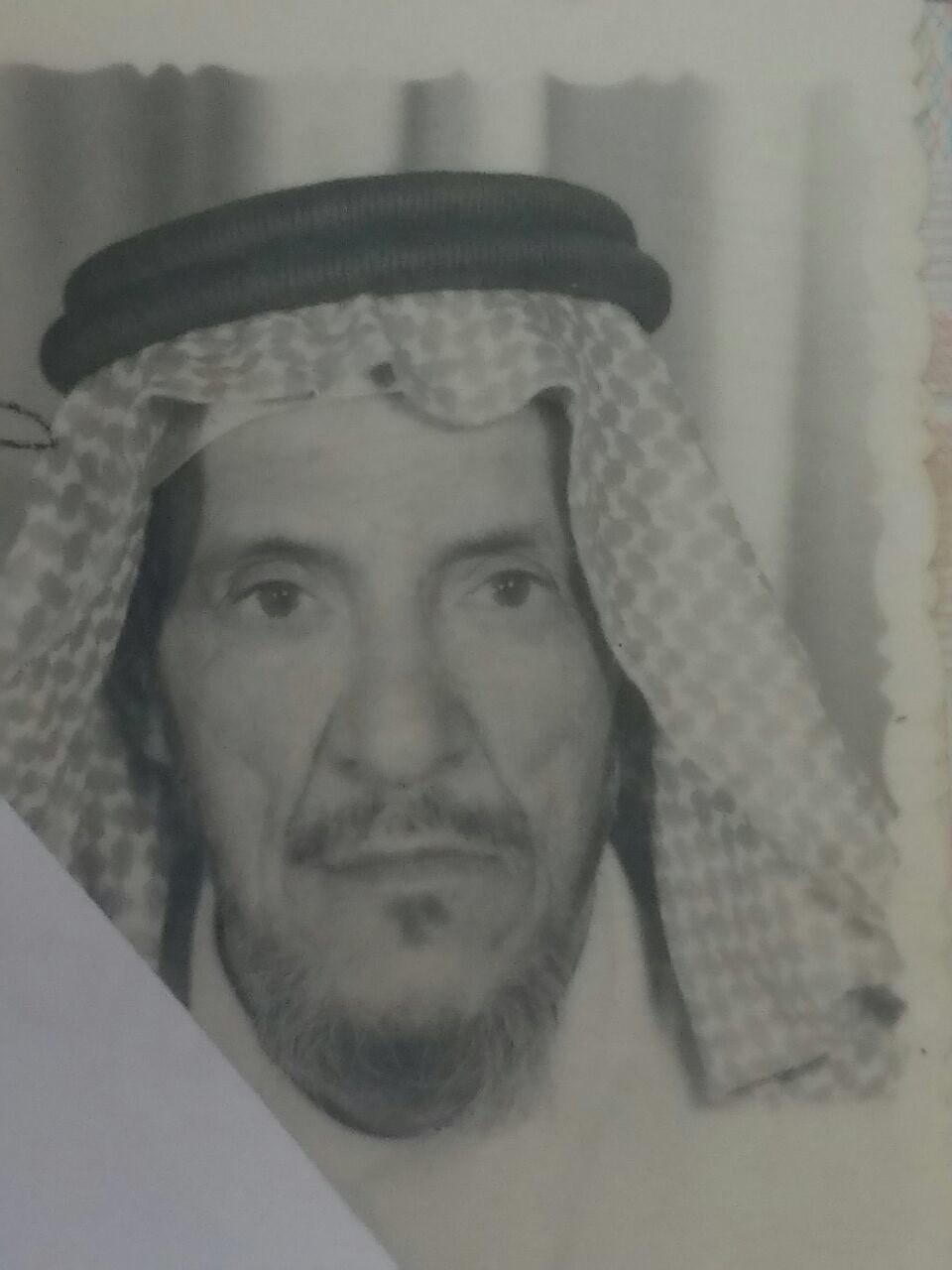 عبدالله بن حمد بن مشاري الراشد