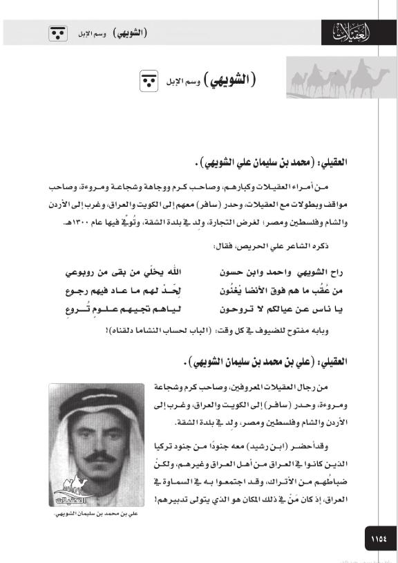 محمد بن علي الشويهي