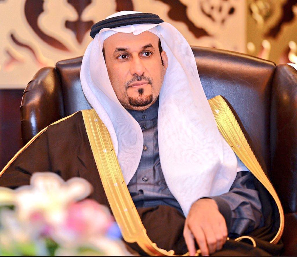 خالد بن سعد المقرن الوايلي
